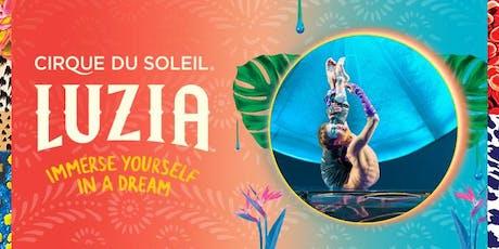Cirque du Soleil in Vancouver -  LUZIA tickets