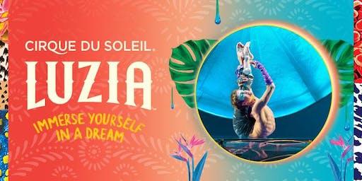 Cirque du Soleil in Vancouver -  LUZIA