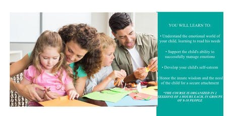 CIRCLE OF SECURITY® Parenting Program™Abbreviated tickets
