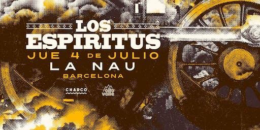 LOS ESPIRITUS EN BARCELONA