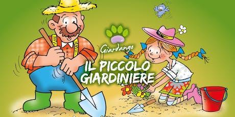 """Laboratorio per bambini """"Il Piccolo Giardiniere"""" biglietti"""