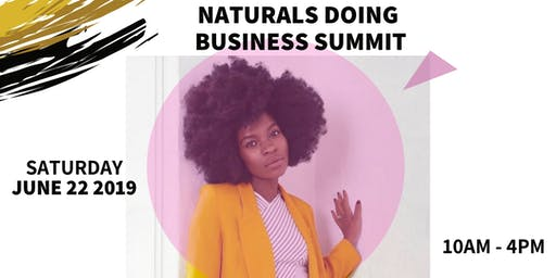Naturals Doing Business Summit