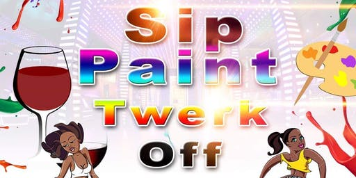 Sip Paint Twerk Party