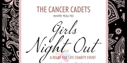 Girls Night Out - Relay For Life charity event