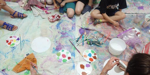 RHA Summer Art Camp | 1 - 5 July