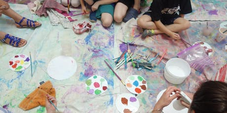 RHA Summer Art Camp | 15 - 19 July tickets