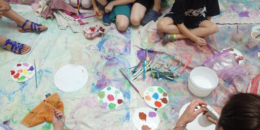RHA Summer Art Camp | 15 - 19 July