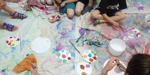 RHA Summer Art Camp | 15 - 19 July
