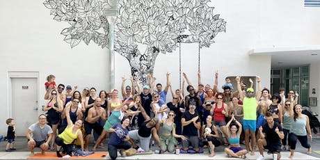 Free Warrior Flow Yoga on Lincoln Road tickets