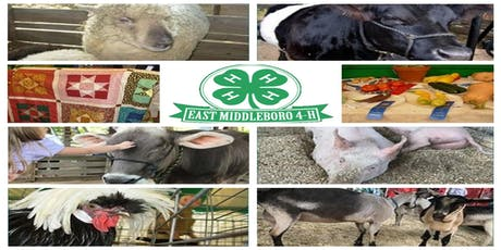 East Middleboro 4H Fair tickets