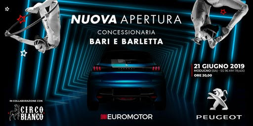 Inaugurazione Nuova Concessionaria Peugeot | Euromotor