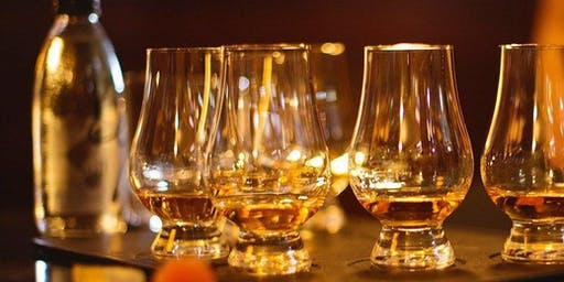 Whiskey Wednesday Featuring American Whiskey from Beam Suntory ($35.00)