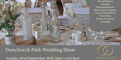 The Wedding Show at Dunchurch Park Hotel