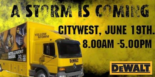 Yellowstorm DeWalt Day