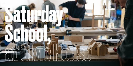 Saturday School at Civic House: GLASGOW TOOL LIBRARY tickets