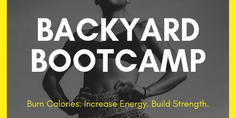 Backyard Bootcamp tickets