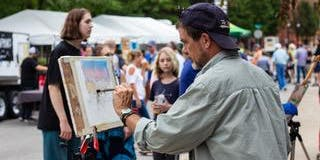 Fort Wayne Artists Guild / 3rd Annual Kekionga Plein Air Event