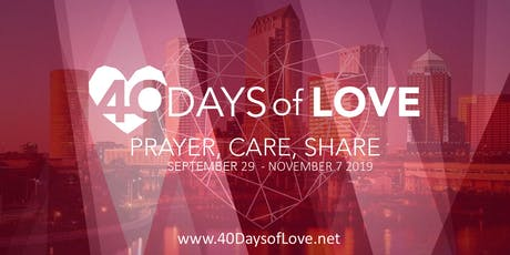 Cape Coral - Southwest Florida 40 Days Of Love Leaders Strategy Meeting tickets