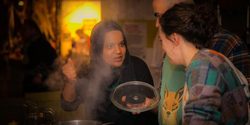 Bengali cookery class with Nahida and Aklima (Vegetarian)
