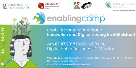 enablingcamp Münsterland #3 Tickets