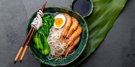 Vietnamese Cooking: Rice Noodle Bowls tickets