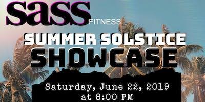 SASS Summer Solstice Showcase