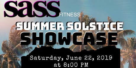 SASS Summer Solstice Showcase tickets