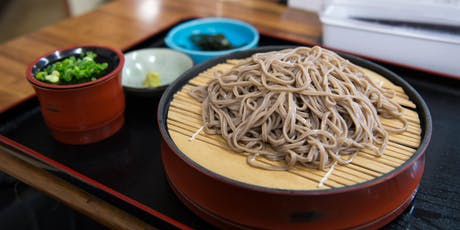 Japanese Cooking: Cold Noodles for Hot Summer Days  tickets