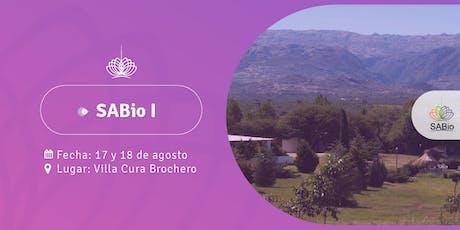 SABio Primer Nivel, en Villa Cura Brochero entradas
