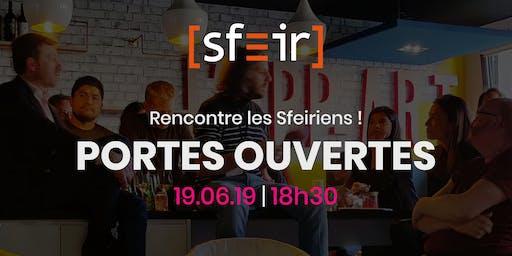 Soirée portes ouvertes - SFEIR / Culture du partage