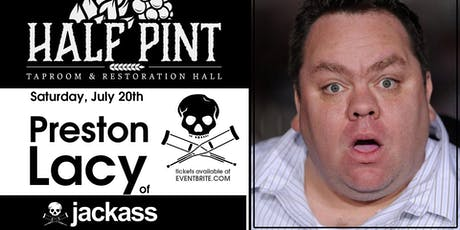 Preston Lacy Stand Up Comedy tickets
