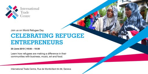 Celebrating Refugee Entrepreneurs
