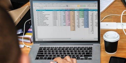 Six-week Survey of Microsoft Excel - CANCELED