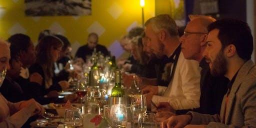 Tapas avond - Pop - Up diner van Food Connectie