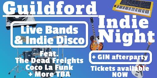 Guildford Indie Night vol. 10