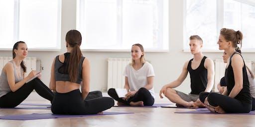 yogahaven teacher training taster workshop