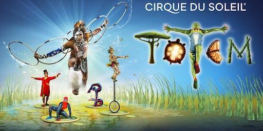 Cirque du Soleil in Düsseldorf - TOTEM