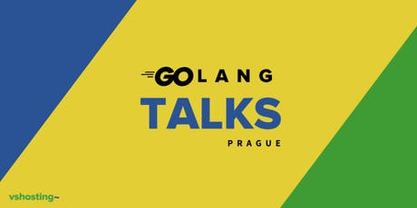 Golang Talks Prague, Vol. 1 tickets