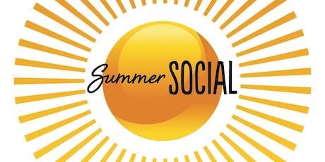 KTT Community of Practice Summer Social tickets