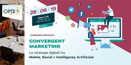 Gioia del Colle - Workshop sul Convergent Marketing biglietti