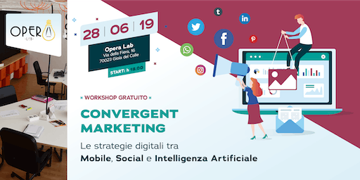 Gioia del Colle - Workshop sul Convergent Marketing