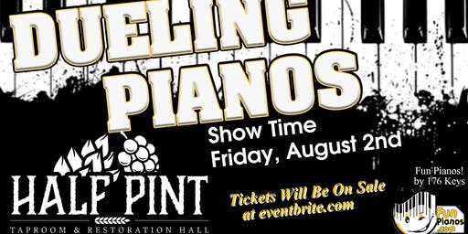 Dueling Pianos by Fun Pianos!