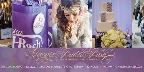 Georgia Bridal Bash Wedding Showcase tickets