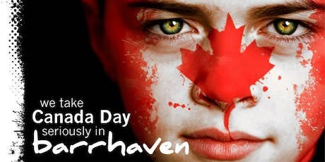 Canada Day in Barrhaven Family Pancake Breakfast tickets