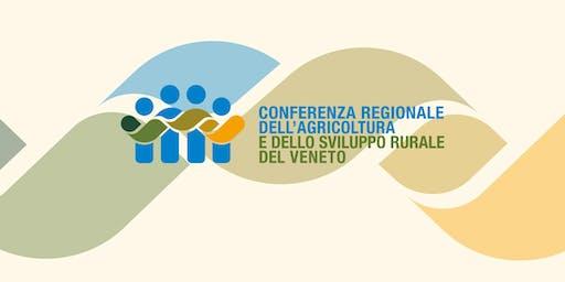 L'AGRICOLTURA VENETA VERSO IL 2030: CONVEGNO CONCLUSIVO DELLA CONFERENZA REGIONALE
