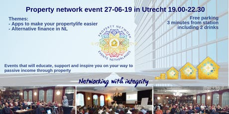Property Network Event 27-06-19  tickets