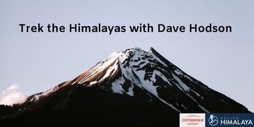 Trek the Himalayas with Dave Hodson - Design Himalaya