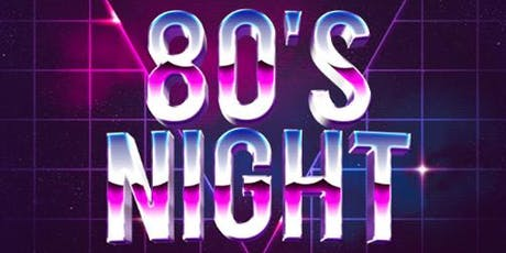 80s Night at Top Hat tickets