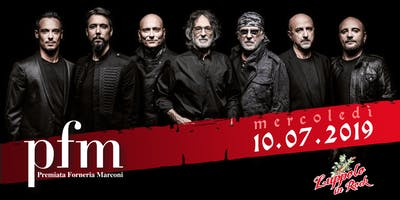 PFM in concerto (+ Aerostation) | Luppolo in Rock