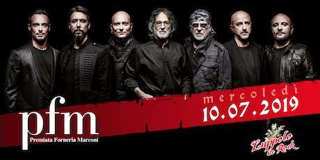 PFM in concerto (+ Aerostation) | Luppolo in Rock  biglietti